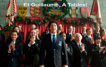 Les Garçons Et Guillaume, A Table!
