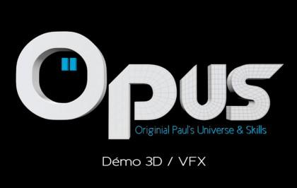 demo 3d/vfx